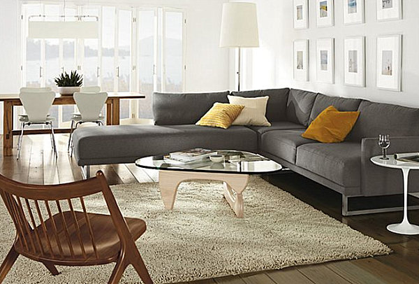 leather sectional living room ideas how to design your decorate a