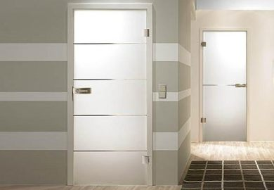 Modern Interior Doors With Glass