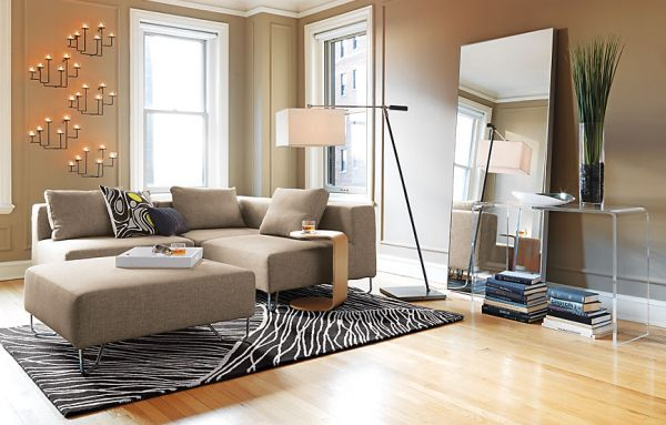 SpaceSaving Design Ideas for Small Living Rooms