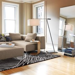 Corner Sofa Bed London Sectional Sofas Leather On Sale Space-saving Design Ideas For Small Living Rooms