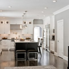 Dark Kitchen Floors Cabinets Portland How To Use Brighten Your Dull Home View In Gallery