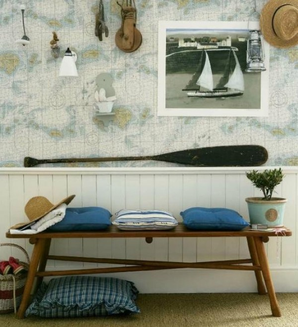 Nautical Inspired Interiors How to Decorate for the