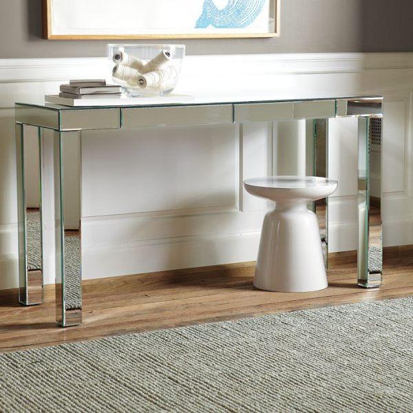 Fabulous Mirrored Furniture For A Sleek Interior
