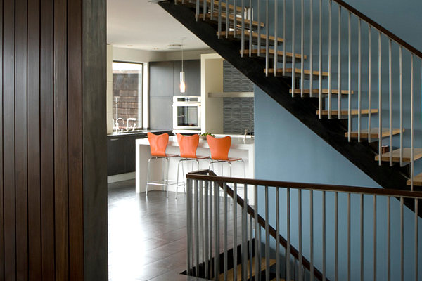 Modern Handrails Adding Contemporary Style to Your Homes Staircase