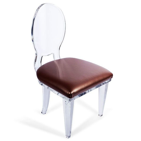 best back cushion for office chair sky accessories more acrylic furniture finds a sleek style