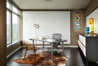 Artistic and stylish home office space to inspire your ...