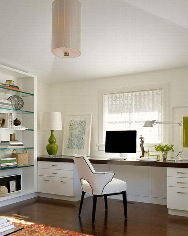 24 Minimalist Home Office Design Ideas For a Trendy ...