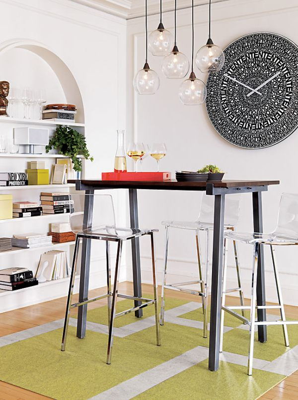 modern kitchen stools unique accessories 20 for an exquisite meal acrylic and plastic barstools