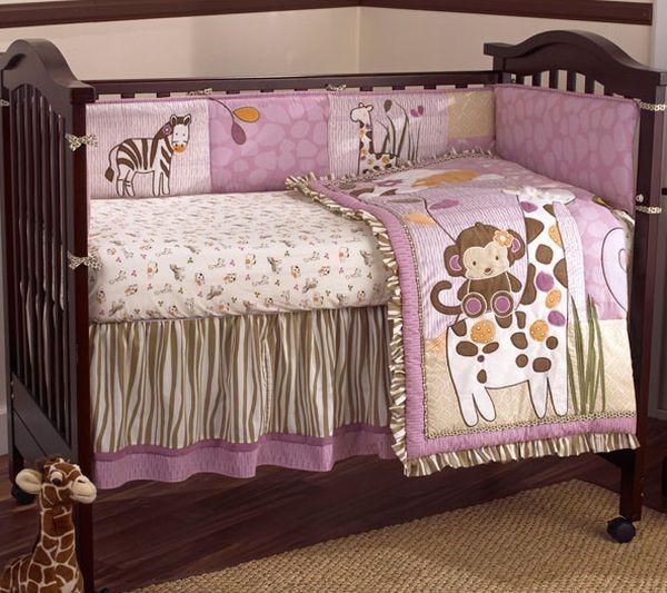 25 baby girl bedding