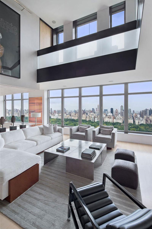 Spectacular Manhattan Penthouse With Impressive City Views