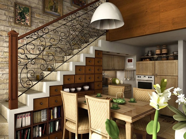 40 Under Stairs Storage Space And Shelf Ideas To Maximize Your   Interior Design Under Staircase   Ideas   Cupboard   Indoor Garden   Spiral Staircase   Shelves