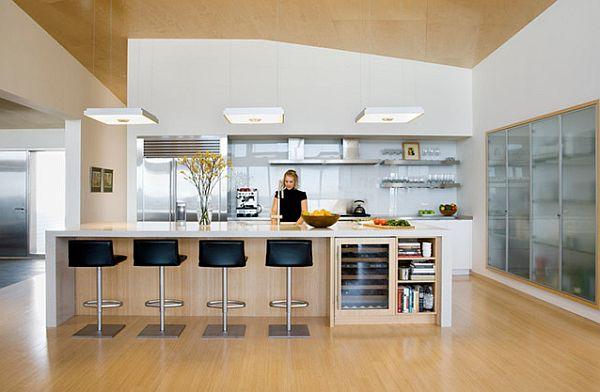 contemporary kitchen island design Kitchen Remodel: 101 Stunning Ideas for Your Kitchen Design