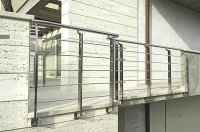 Modern Handrails Adding Contemporary Style to Your Home's