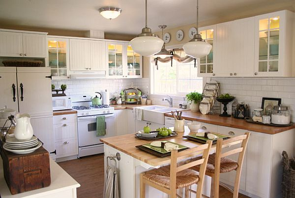 country cottage kitchen designs suspended shelves l shaped ideas feed kitchens remodel 101 stunning for your design