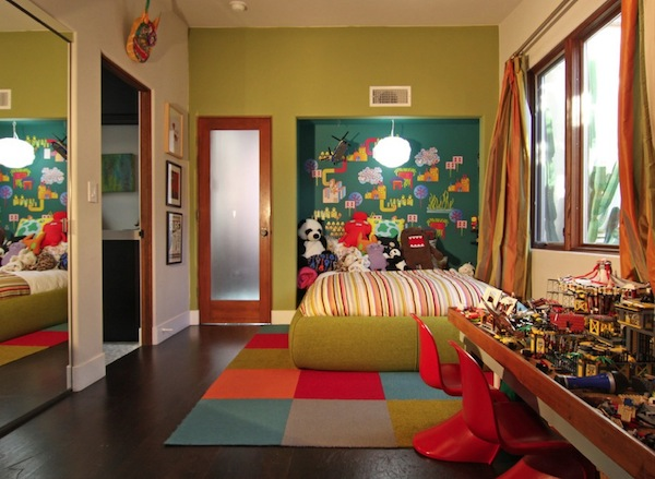 Updating Your Childs Room With Inspiring Color