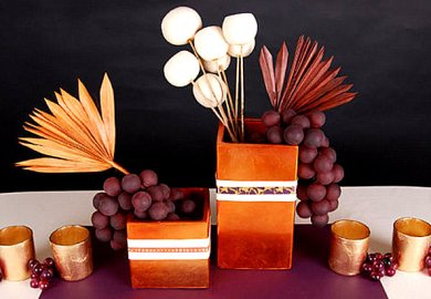 Thanksgiving Table Decorations Modern
