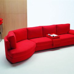 Leather Sectional Sofa Tufted Corner Sofas For Conservatories Modern A Stylish Interior