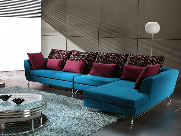 Piece Sectional Two Sofa