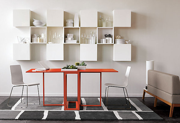 round glass kitchen tables industrial cart stunning and chairs for the modern home