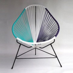 Bungee Cord Chairs Leather Reception 10 Striking String Chair Shapes From Inspired Designers