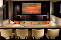 Comfy Home Theater Seating Ideas To Pamper Yourself ...