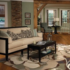 Living Room Design Ideas With Dark Furniture Red Rooms Light Or Wood Flooring Which One Suits Your Home View In Gallery Medium Idea