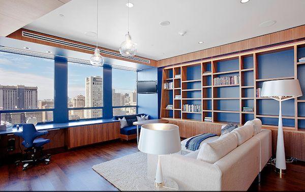 Stylish San Francisco RitzCarlton Penthouse Could Be