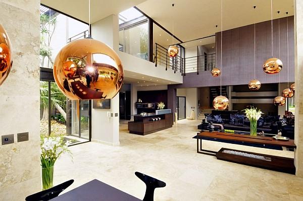 South African Mid Century Villa Renovation By Nico Van Der