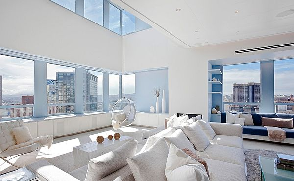 Stylish San Francisco Ritz-Carlton Penthouse Could Be