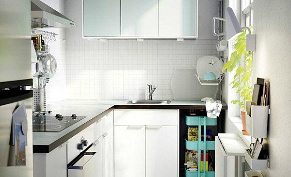 scandinavian interior design kitchen white 20 Scandinavian Kitchen Design Ideas