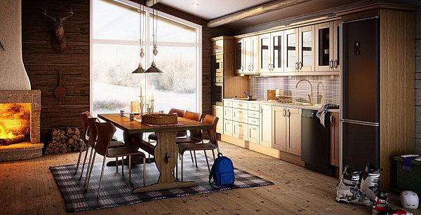 ikea kitchen counter hc faucet 20 scandinavian design ideas