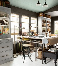 Smart Home Office Design Merges Pleasing Aesthetics with ...