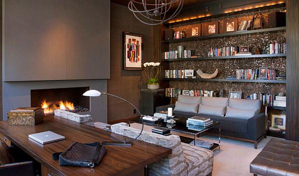 burnt orange living room accessories arabic set sophisticated home study design ideas