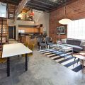Game room with industrial style how to transform your attic into a fun