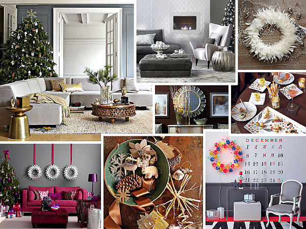 Modern Christmas Decorating Ideas For Your Interior