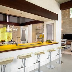 Bar For Kitchen Kitchens Pictures 12 Unforgettable Designs Colorful Yellow