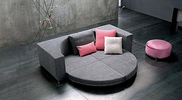 unusual chair beds for living zero gravity patio xl convertible add unique style to a room view in gallery round sleeper sofa