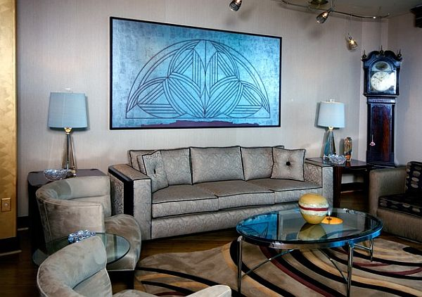 nice art for living room oversized rugs uk deco interior designs and furniture ideas view in gallery with silver couch blue painting
