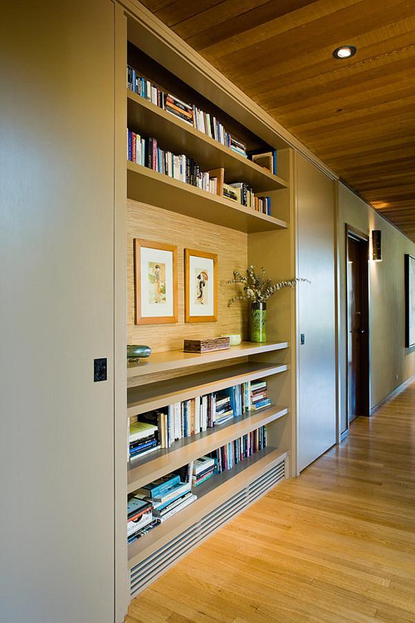 Inspiring Builtin Bookshelves For More Functional Storage