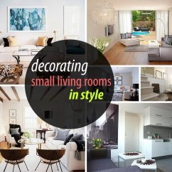 Style For Small Living Room Very Designs With Tv How To Decorate A