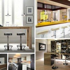 Bar For Kitchen Table Round 12 Unforgettable Designs