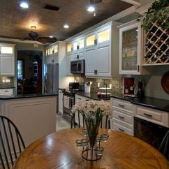Kitchen Backsplash Ideas Lighting Fixtures Adding Pressed Tin Into Your Home Decor