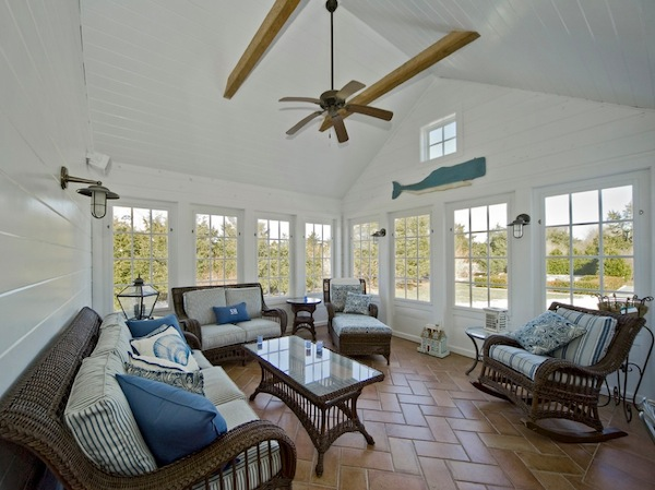 Choosing Sunroom Furniture to Match your Design Style