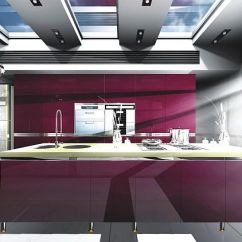 Kitchen Island Lighting Fixtures Curtain Valances Purple Designs, Pictures And Inspiration