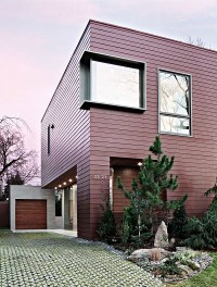 Modern House Plan With Clean Lines & Open Design by ...