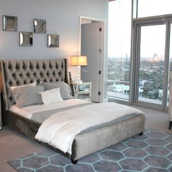 Leather Chair Modern Bedroom Desk Without Wheels 20 Unforgettable Rooms With A View