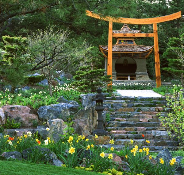Simple Japanese Garden Ideas