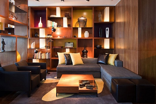Hotel ICON Extravagant Design Clubbed with Exquisite Hospitality in Hong Kong