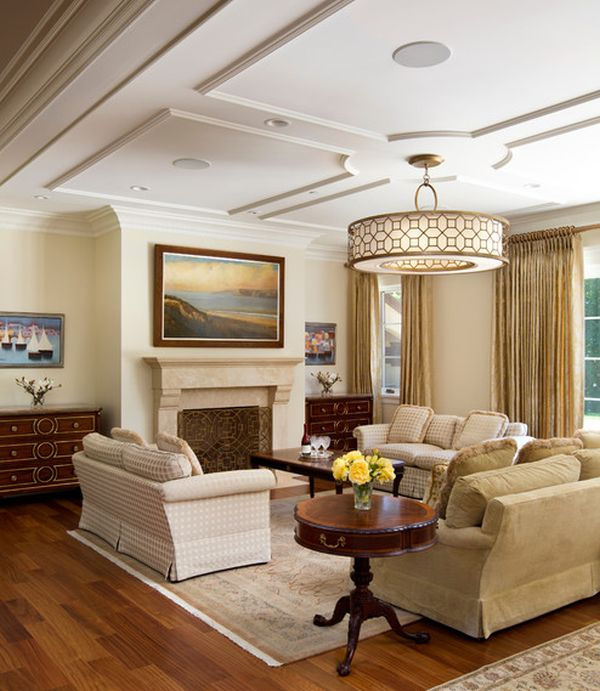 33 Stunning Ceiling Design Ideas To E Up Your Home