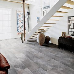 Tile Floor Designs For Living Rooms Room Plants Ikea Design Ideas View In Gallery Porcelain Creates An Exotic Effect